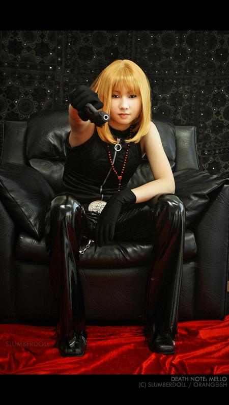 Ashley as Mello